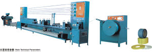 PP Strap Making Machine pictures & photos