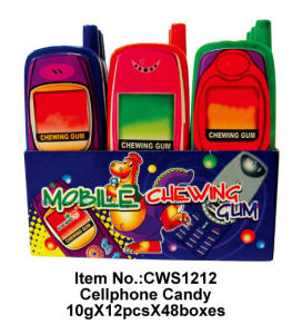 Cell Phone Toy Candy (CWS1212)