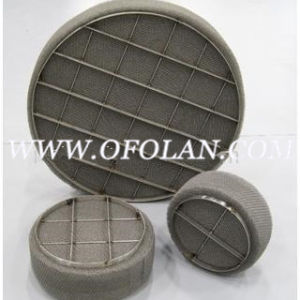 Titanium Wire Mesh Demister pictures & photos