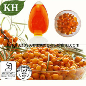Natural High Quality Sea Buckthorn Seed Oil by Supercritical CO2 pictures & photos