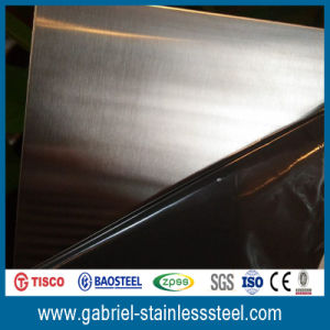304 Hl/No. 4 /Brushed/ Bright Annealed Stainless Steel Sheets pictures & photos