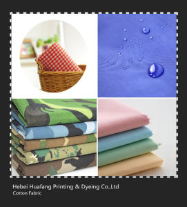 100% Cotton Fabric pictures & photos