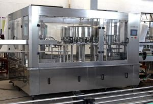 Complete Water Bottling Line pictures & photos