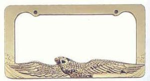 USA License Plate Frame (LF8017M-G)