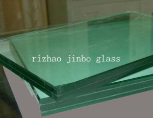 High Quality Clear/Colored Safety Building Laminated Glass (JINBO) pictures & photos