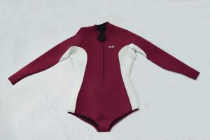 Customized Woman′s Neoprene Sexy Surf Fitness Diving Wetsuit