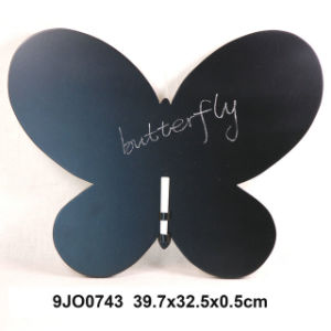 En71 Butterfly Blackboard in MDF with Chalk pictures & photos