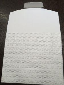 White Board Paper with Decorative Design