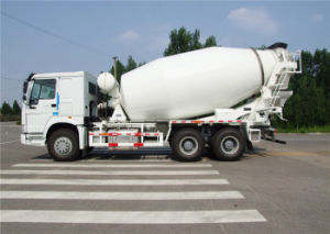 Concrete Mixer Truck 6X4 Diesel 336HP HOWO pictures & photos