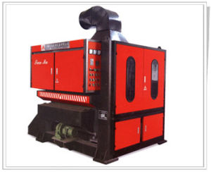 Scrotch-Brite Grinding Machine-Dry Type pictures & photos