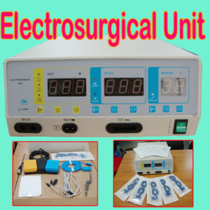 Electrosurgical Unit, Cautery/Diathermy Machine + Complete Accessories pictures & photos