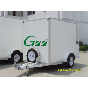 Enclosed Cargo Trailer with Single Axle (GW-BLV07) pictures & photos