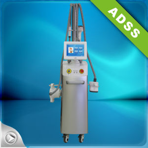 ADSS Ultrasonic Cavitation+RF+Massage Therapy+Super Slim Fat Reduction Machine pictures & photos