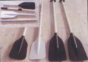 Aluminium Oar/Paddles (SAO01)
