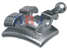 Dental Crystal Series Roth Bracket