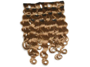 Curly Clips Hair Weft (BWCHE-234)
