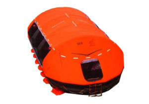 KHZ Self-Righting Type Inflatable Life Raft pictures & photos