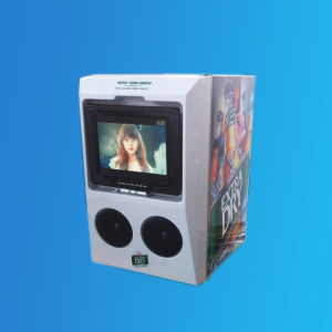 TV Fridge, Cooler, Mini Cooler with LCD Player pictures & photos