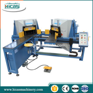 Qingdao Manufacturer Wood Pallet Corner Cutting Machine pictures & photos