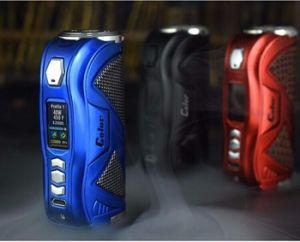 Top Selling Products More Color Hcigar Vt75 Color 18650/26650 Mod Hcigar Vt75c Box Mod pictures & photos