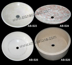 Marble and Travertine Basin pictures & photos