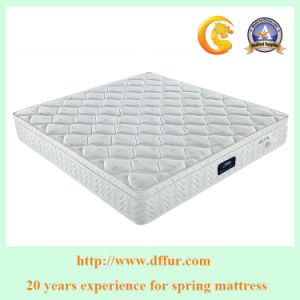 Sleep Well Bedroom Furniture Set Bonnell Spring Mattress pictures & photos