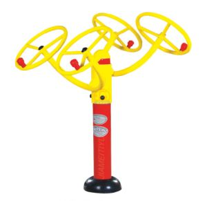 Outdoor Exercise Equipment Taiji Wheel (JMH-13) pictures & photos