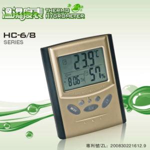 Novel Thermo Hygrometer (HC-6/8)