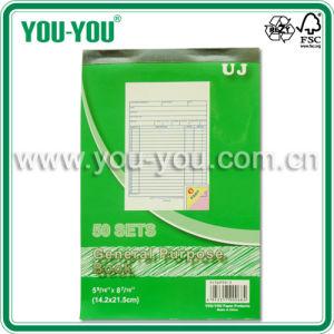 Business Receipt Form Book