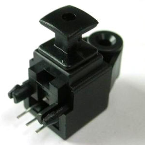 High Speed Audio Optical Toslink Connector with Transmitter (ax-DLT2111)