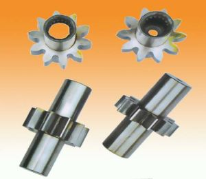 Gear Shaft, Thrust Plate, Gear Pump Parts, Commercial Parts