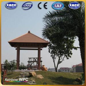 Eco Friendly and Waterproof WPC Pergola