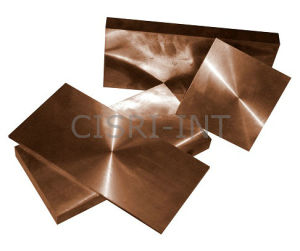 Molybdenum Copper Alloys pictures & photos