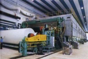 2400mm Culture Paper Processing Machine pictures & photos