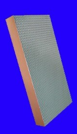 Phenolic Foam Sandwich Panel With Aluminum & Gi / Galvanized Steel Phenolic Foam Duct pictures & photos