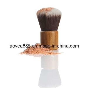 Makeup Kabuki Brushes, Bamboo Kabuki Brushes (CBK122)