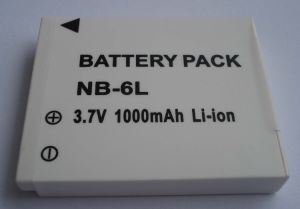 Digital Camera Battery for Canon NB-6L