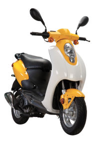 50cc Gas Scooter (JL50QT-14A) pictures & photos