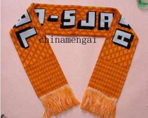 Football Scarf Soccer Scarf (LJ-1014) pictures & photos