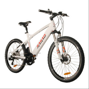 2014 New Designed Built-in Lithium Battery Sport Electric Mountain Bike (JB-TDE15Z) pictures & photos