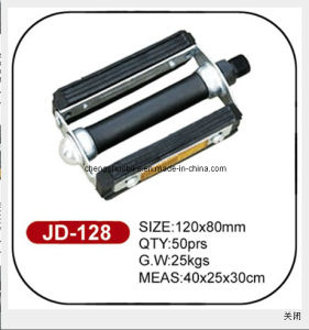 Rubber Bike Pedal Jd-128 of High Standard Quality pictures & photos