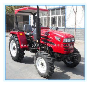 Tractor (35HP 4WD) with CCC (LZ354) pictures & photos