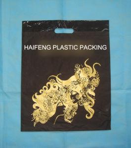 Plastic Bag /Die Cut Handle Bag /Pounch Hole Bag pictures & photos