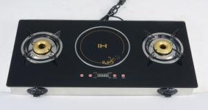 2 Burner Glass Gas Stove (YD-QD01)