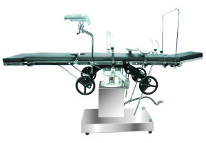 Multi-Purpose Operating Table, Side-Controlled (Model PT-3001B) pictures & photos