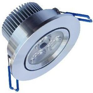 3*1W LED Ceiling Light with CE, EMC, RoHS Approval