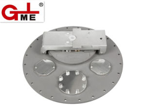 Round Manhole Cover for Tank Truck C801A-560 pictures & photos