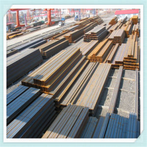 Q235 Hot Rolled Structural 200*100 Steel H-Beam pictures & photos