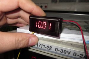 30A AMP Meter