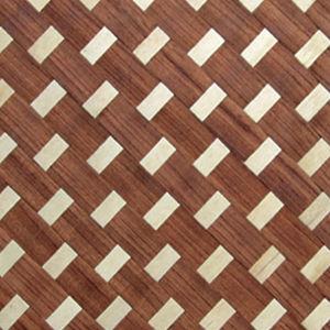 Woven Bamboo Veneer (4##) pictures & photos